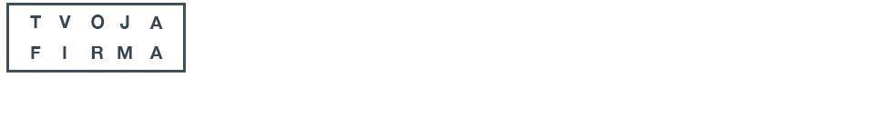 TvojaFirma.sk - registračné sídlo, založenie a zmeny s.r.o., ochranné známky